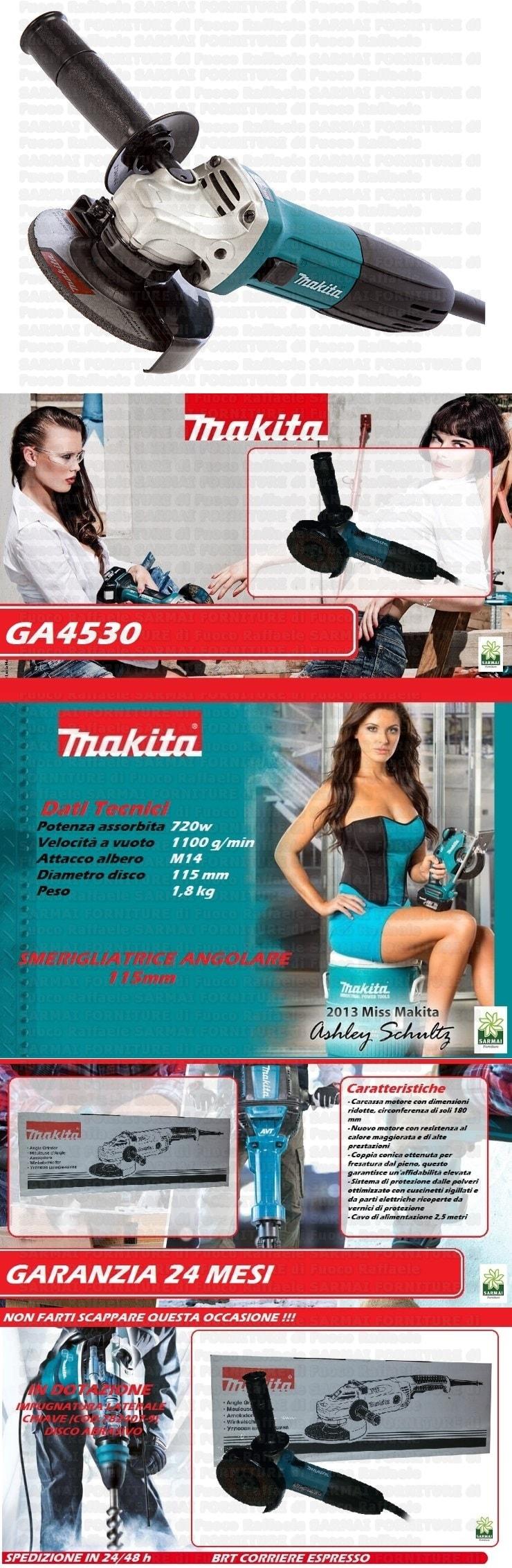 Makita GA4530