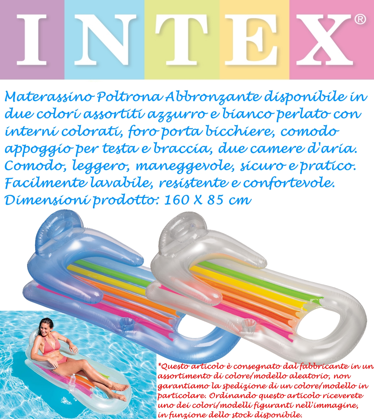 LETTINO INTEX