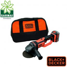 Smerigliatrice angolare a batteria Black+Decker BCG720M1-QW 125 MM 18V 4.0 Ah