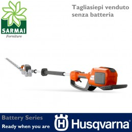 Husqvarna 520 iHE3 Tagliasiepi a batteria Tosasiepi Senza batteria 520iHE3