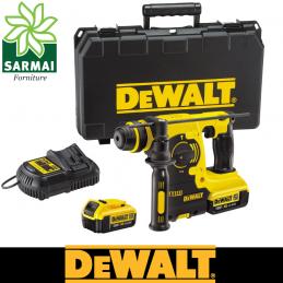 DeWalt DCH253M2 Tassellatore XR Litio 18V 4,0 Ah con valigetta e caricabatterie