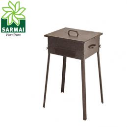 Mini barbecue bbq a carbone...