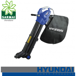 HYUNDAI 35820 Aspiratore soffiatore trituratore elettrico GY8900 3000 W 300 Km/h