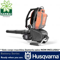 Husqvarna 550iBTX soffiatore a batteria 54 m/s solo corpo senza batteria