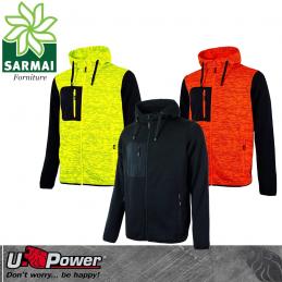 Upower RAINBOW felpa maglia...