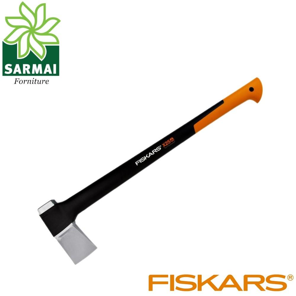 FISKARS Ascia accetta XL X25