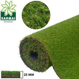 Prato sintetico 25 mm erba...