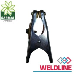 Morsetto Pinza WELDLINE Welvada 60 per SALDATRICE saldatura 600A apertura 80 mm