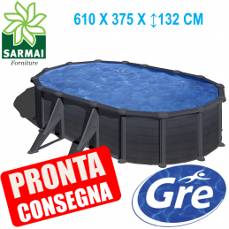 GRE Granada 610x375xh132 cm