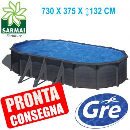 GRE Granada 730x375xh132 cm