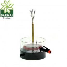 LAVABOTTIGLIE idraulico a pressione dell'acqua semiautomatico
