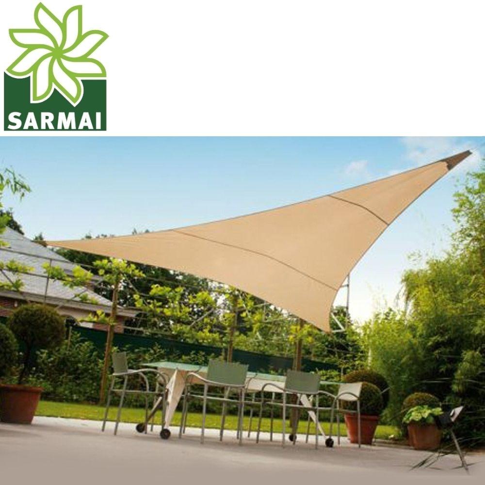 Vela Triangolare Da Giardino strutture e protezioni ombrelloni tenda telo vela