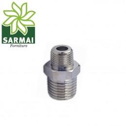 Niples Nipplo di riduzione maschio raccordo cilindrico collegamento giunzione