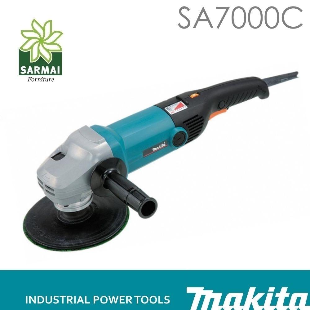 LEVIGATRICE LUCIDATRICE MAKITA SA7000C 180mm 1600W USO PROFESSIONALE