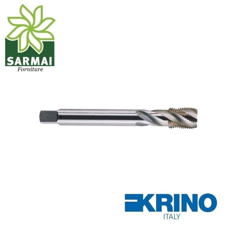 Maschio KRINO HSS COBALTO GAS BSP Filettatura Cilindrica acciaio inox metallo