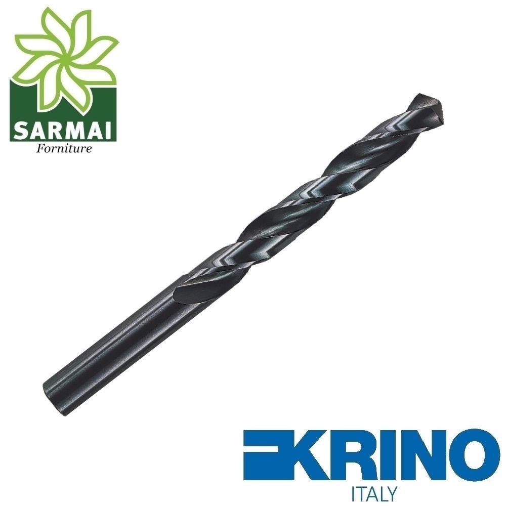 Punta HSS RETTIFICATA per metallo ferro misure speciali codolo cilindrico