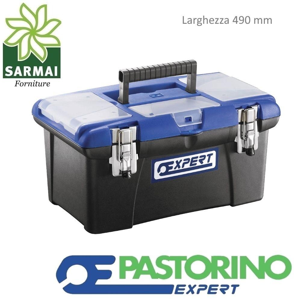 PASTORINO EXPERT CASSETTA VALIGETTA 490 mm PORTA UTENSILI PORTA MINIATURE