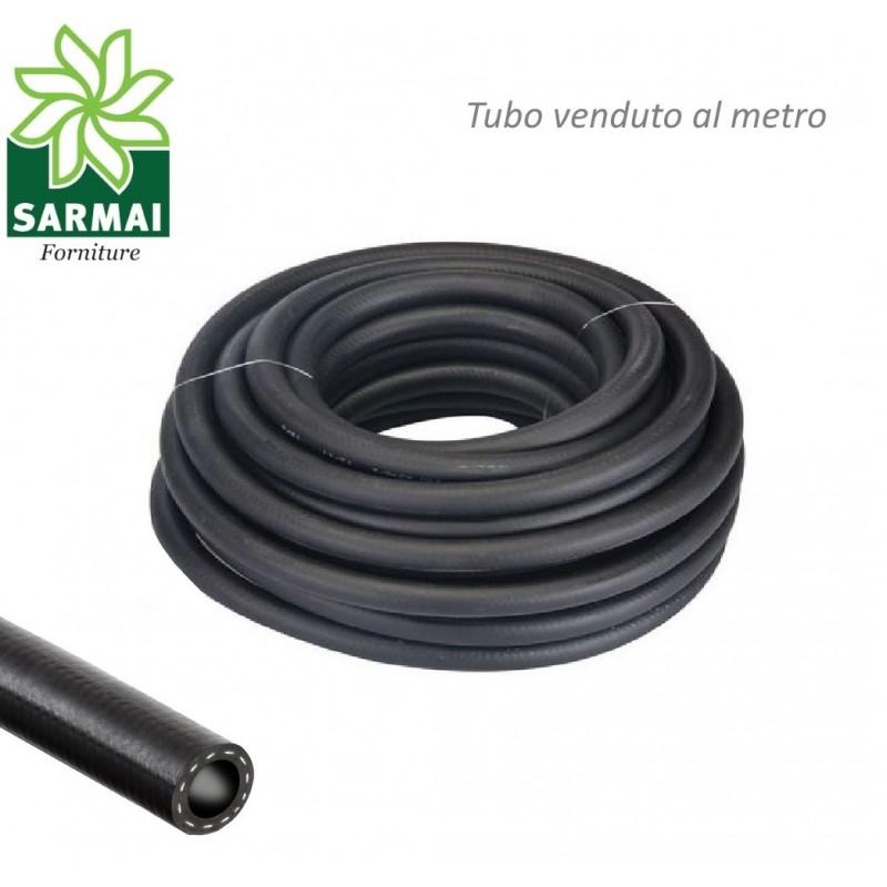 Tubo in gomma con rinforzo al metro aria compressa 6x14 8x17 10x19 13x23 20 bar