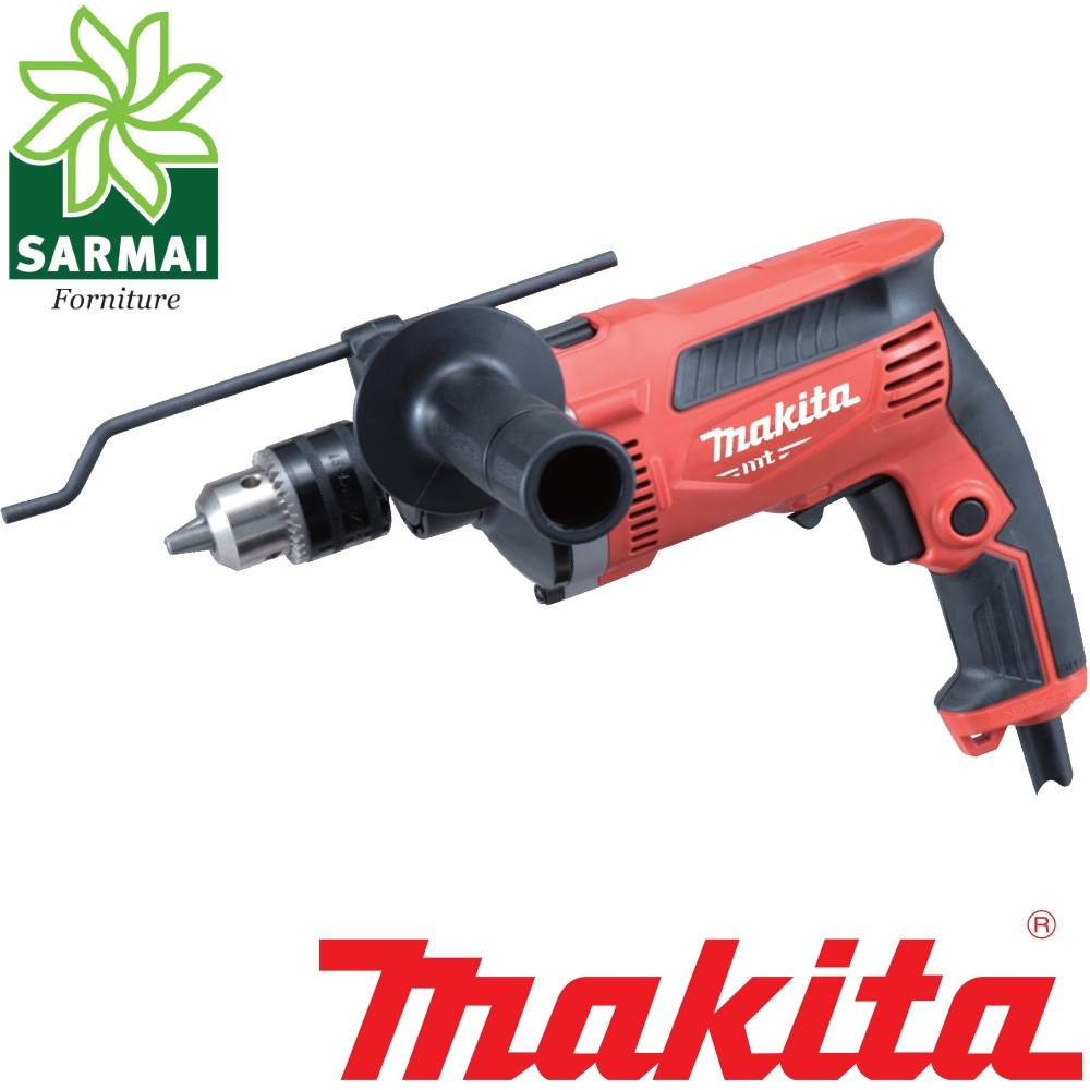 TRAPANO A PERCUSSIONE MAKITA M8100 MANDRINO 13mm A CREMAGLIERA 710W