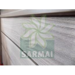 Keter Brushwood baule cassapanca per esterno e interno in resina effetto legno