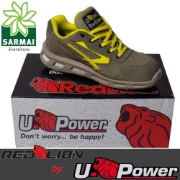Scarpe Antinfortunistica UPOWER Red Lion ADVENTURE S1P SRC u power RedLion