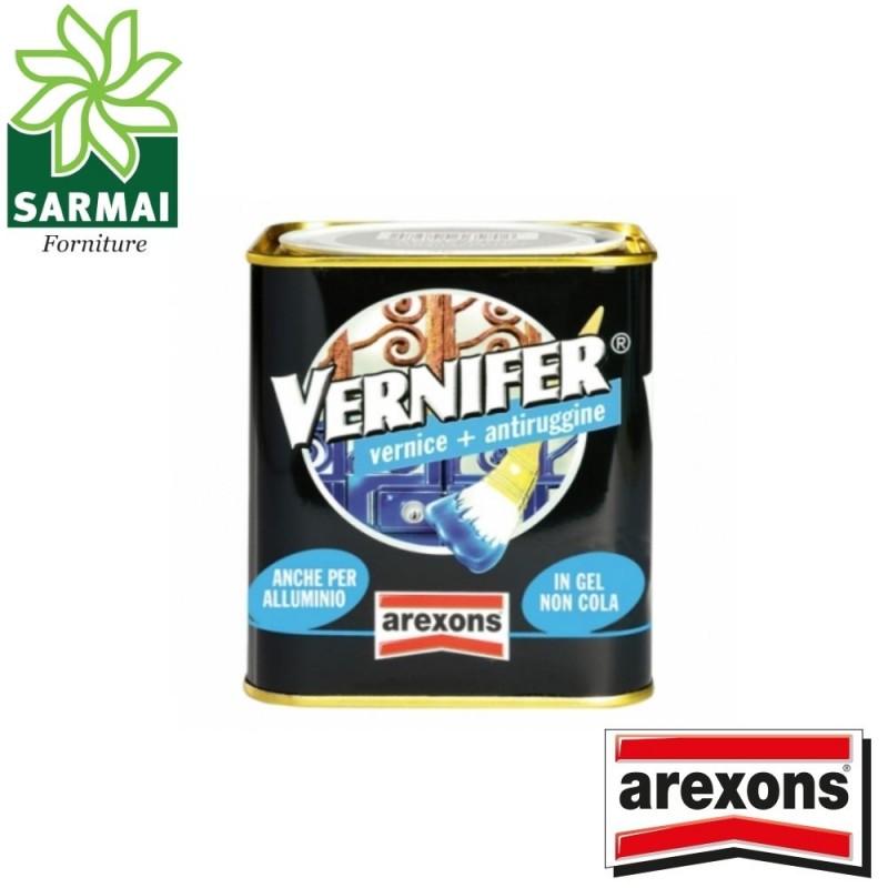AREXONS VERNIFER SMALTO ANTIRUGGINE VERNICE GEL 750 ML VARI COLORI LUCIDI