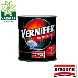 AREXONS VERNIFER SMALTO ANTIRUGGINE VERNICE GEL 250 ML ALTE TEMPERATURE 400°