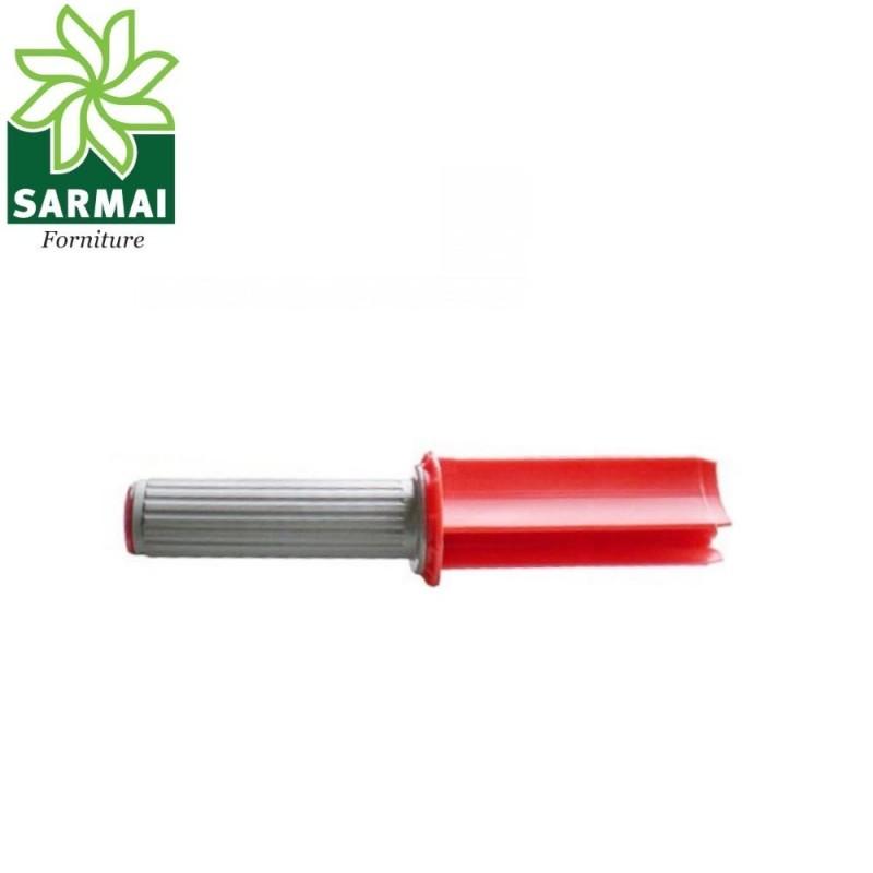 Dispenser impugnatura girevole per bobine rotoli film estensibile diametro 38 mm