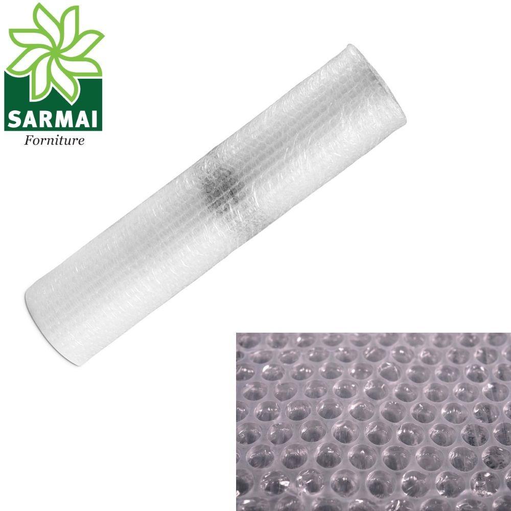 Pluriball carta plastica mille bolle medie per imballaggio rotolo 1x10 m