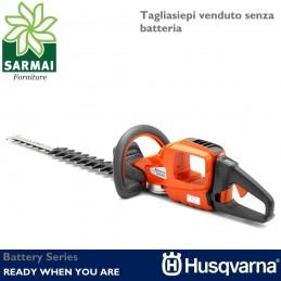 Husqvarna 536 LiHD60X Tagliasiepi tosaseipe a batteria non inclusa 36V lama 60cm