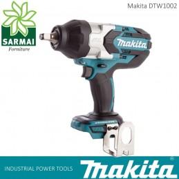 """MAKITA DTW 1002 AVVITATORE AD IMPULSI MASSA BATTENTE 1/2"""" 1000 Nm 18V SOLO CORPO"""