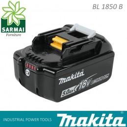 BATTERIA MAKITA BL1850B RICAMBIO ORIGINALE PER MAKITA LXT 18 Volt 5,0 Ah Litio