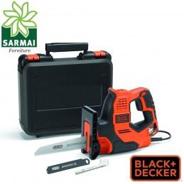 BLACK + DECKER Seghetto elettrico autoselect multifunzione legno metallo pvc