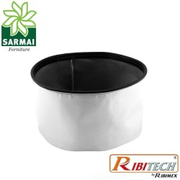Ricambio filtro per aspiracenere diam. 30,5 cm Ribitech CENETRIS CENEASP