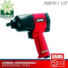 USAG 928 PC1 1/2 Avvitatore pneumatico pistola aria ad impulsi reversibile
