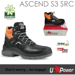 SCARPA U-POWER DA LAVORO ANTINFORTUNISTICA MOD. ASCEND S3 SRC