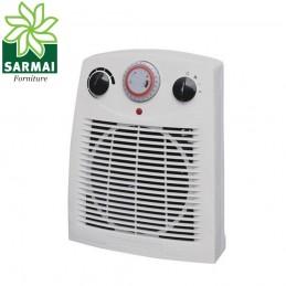 Termoventilatore 2000W Caldobagno stufa stufetta elettrica con timer