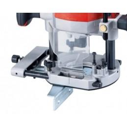 FRESATRICE VERTICALE MAKITA M3600 1650W 12 - 8 - 6 mm PANTOGRAFO LEGNO + FRESA
