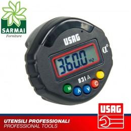USAG 831 A Goniometro digitale per serraggi chiave dinamometrica asta cricchetto