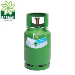 Bombola Ricaricabile gas refrigerante clima auto freon R134A da LT 13 KG 12