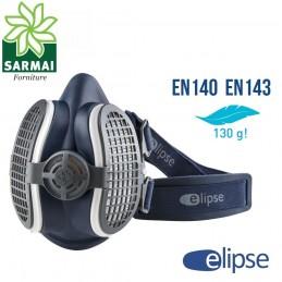 Maschera respiratore GVS ELIPSE P3 R D riutilizzabile per polveri e fumi TG M/L