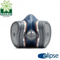 Maschera respiratore GVS ELIPSE A1 P3 R D filtri per pesticidi ricambiabili