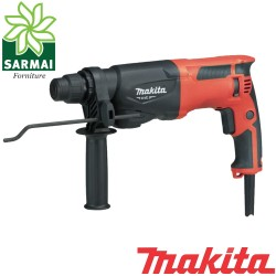 TASSELLATORE MAKITA M8700 20mm 710W SDS PLUS CON PERCUSSIONE IN COMODA CUSTODIA