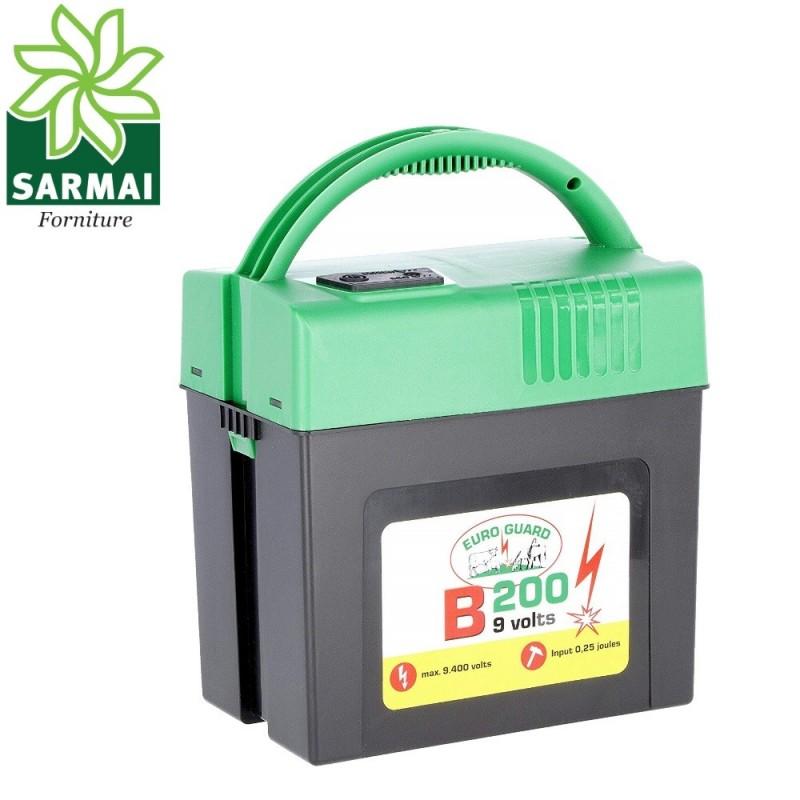 Elettrificatore per Recinzione Recinto elettrico Protezione pascolo B200