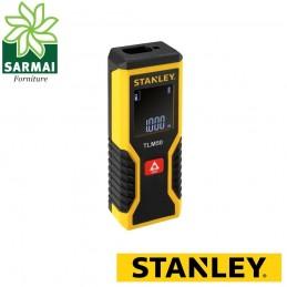 Misuratore laser STANLEY TLM50 fino a 15 metri precisione 3 mm batterie incluse