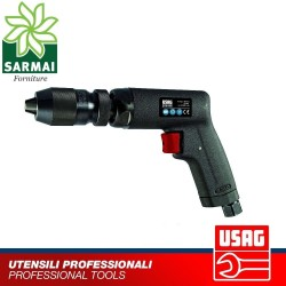 USAG 916 B2 TRAPANO PNEUMATICO AD ARIA COMPRESSA MANDRINO AUTOSERRANTE 10 mm