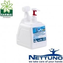 NETTUNO MacroCream ECOLABEL T-BOX crema lavamani flacone 3000 ml con dosatore