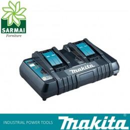 Carica Batterie MAKITA DC18RD rapido litio USB doppia postazione da 7,2V a 18V