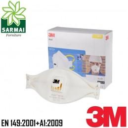 3M 9312+ Maschera mascherina respiratore facciale monouso anti polvere 1 PZ
