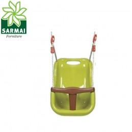 Altalena da bambino con imbracatura di sicurezza comoda Safety Going max 15 Kg